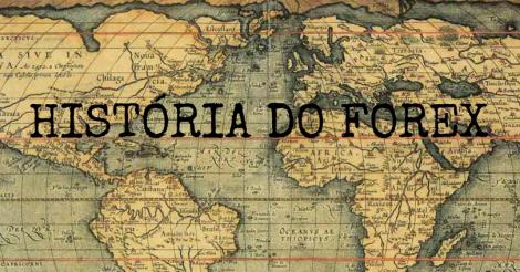 História do Forex
